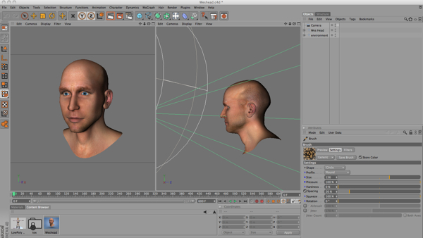 Modeling in Cinema 4d for Shapeways