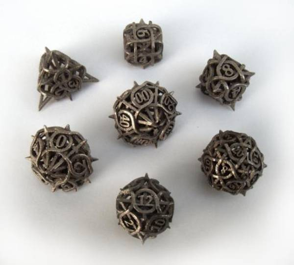 The Dizzying Demand For Dungeons Amp Dragons Dice