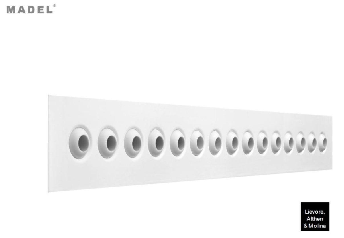 Diffusori Lineari Aria Condizionata diffusori lineari micro-ugelli kis - shardana smart energy