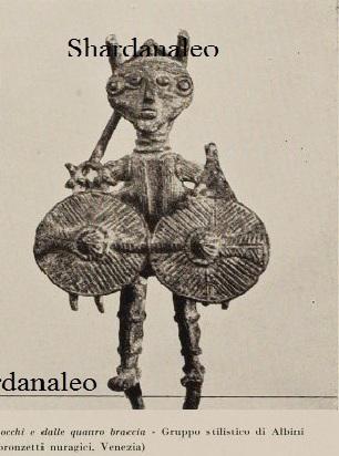 Le Scoperte di Leonardo Melis Bronzetto
