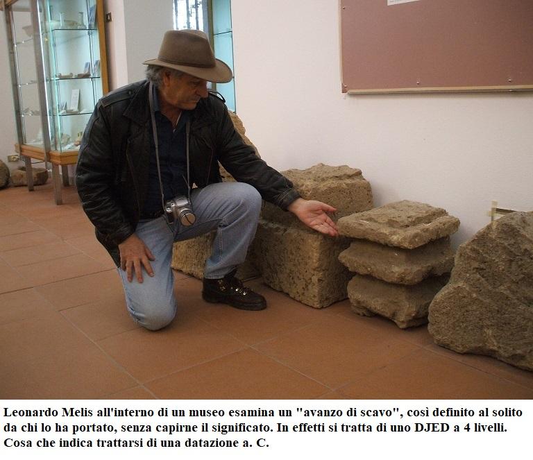 DJED Leonardo Melis
