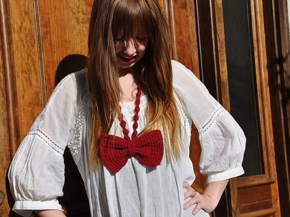 The Bowtie Necklace