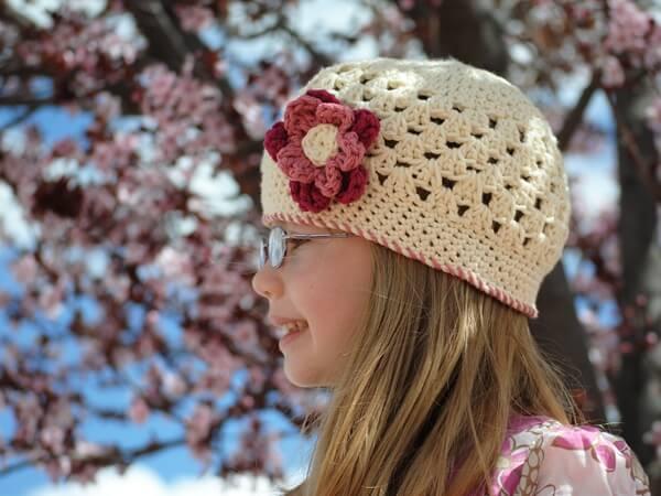McKinley's Springtime Hat