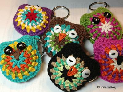 Owl Key Chain