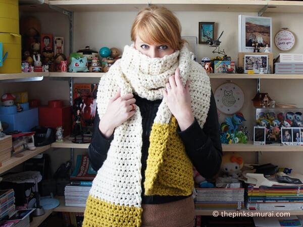 Impossible Scarf