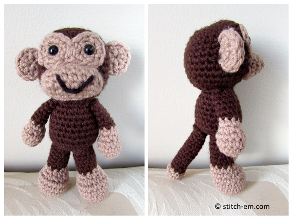 Little Bigfoot Monkey