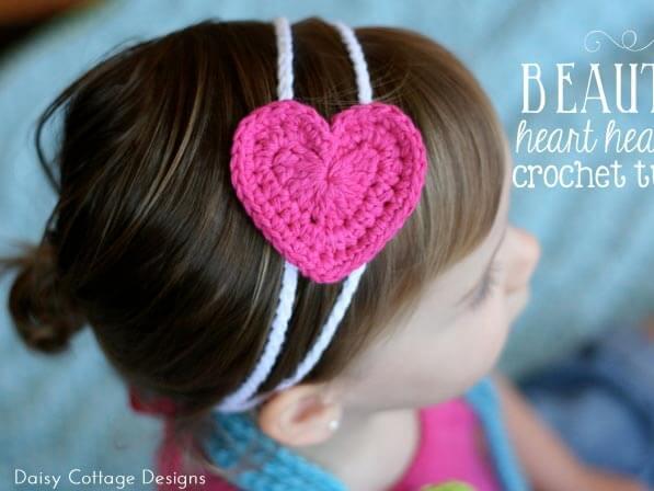 Easy Heart Headband