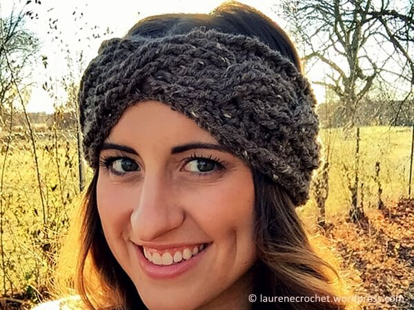 Cinched Cable Headband