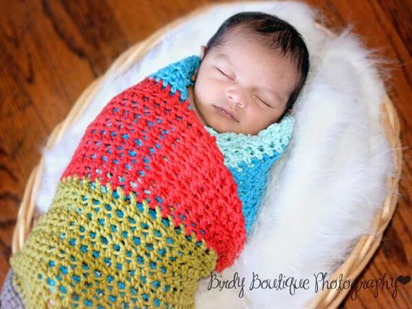Weekend Baby Blanket