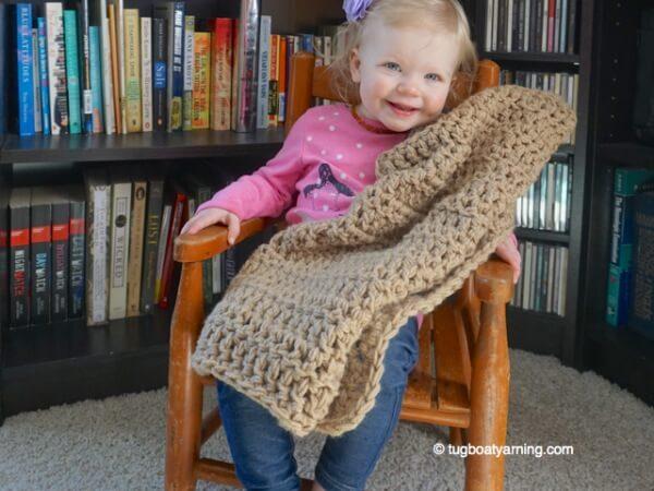 Children's Lap Blanket