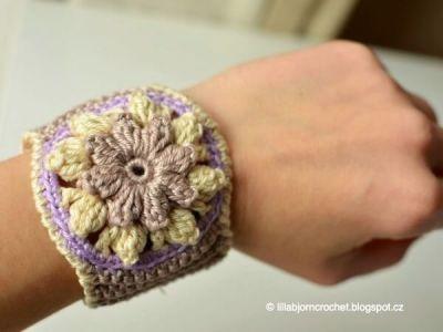 Spring Flower Bracelet