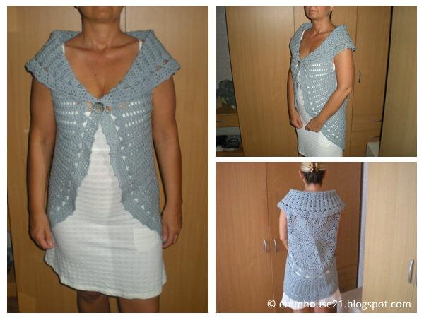 Circular Vest