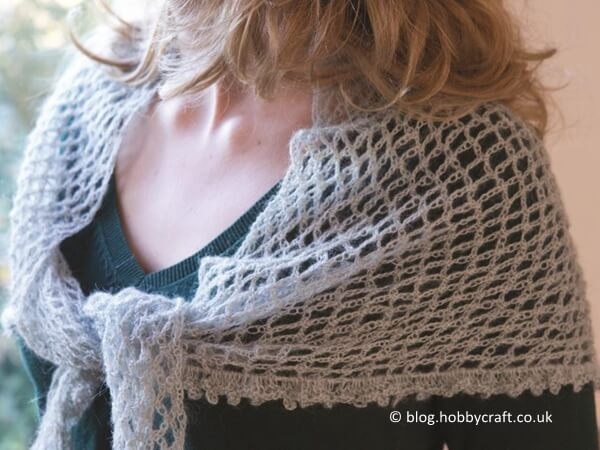 How to Crochet a Shawl