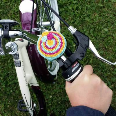 Bicycle Bell Cozie