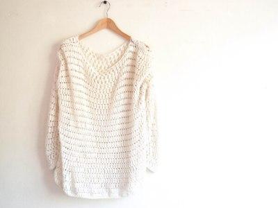 Easy Summer Sweater