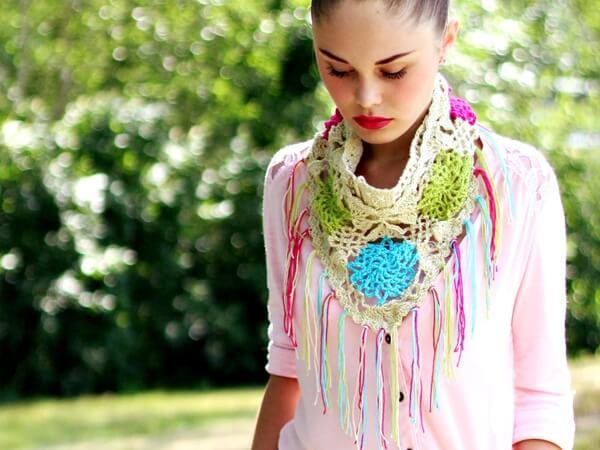 Martha Cowl Crochet Pattern