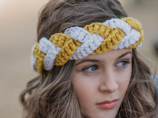 Outfitters Braided Headband