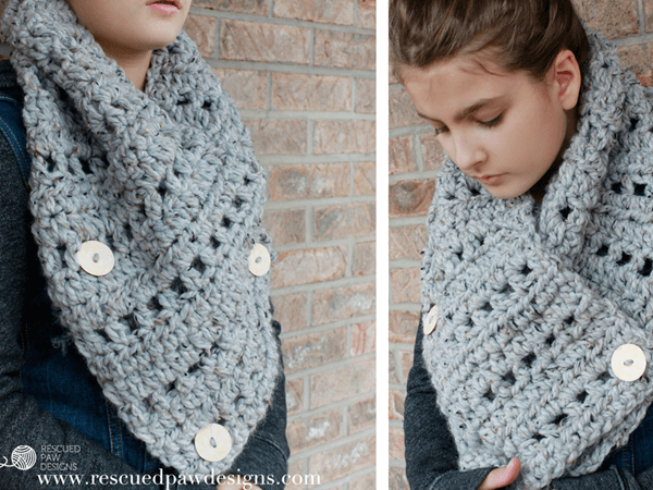 The Katie Button Cowl