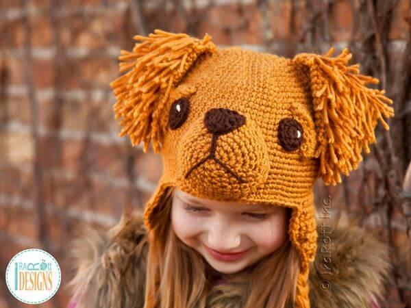 Labrador Retriever Leo Dog Hat
