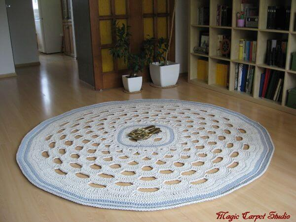 Holey carpet Rug