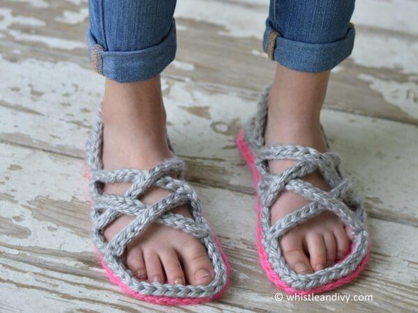 Womens Gladiator Sandals