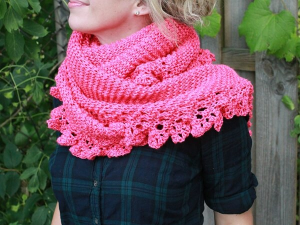 French Connection Shawl
