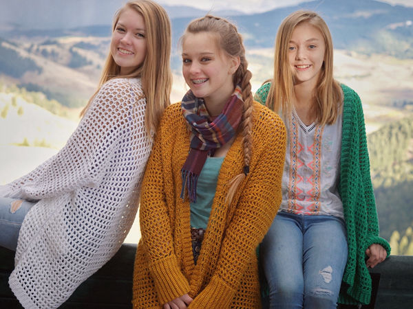 Seasons of Celebration Sweater Pattern