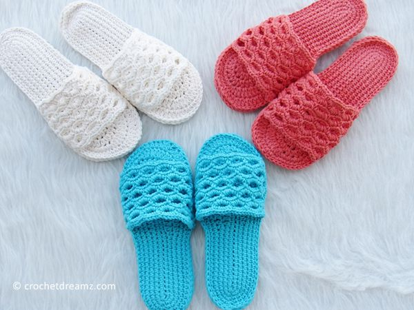 Spa Day Slippers