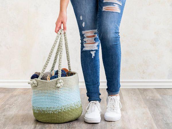 Cutie Utility Bucket Bag