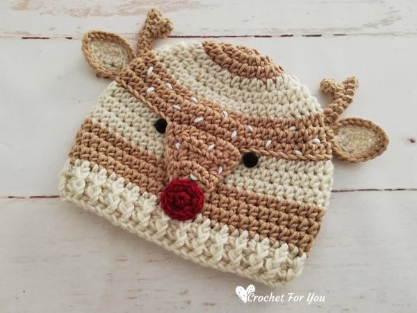 Woodland Spotted Deer Hat
