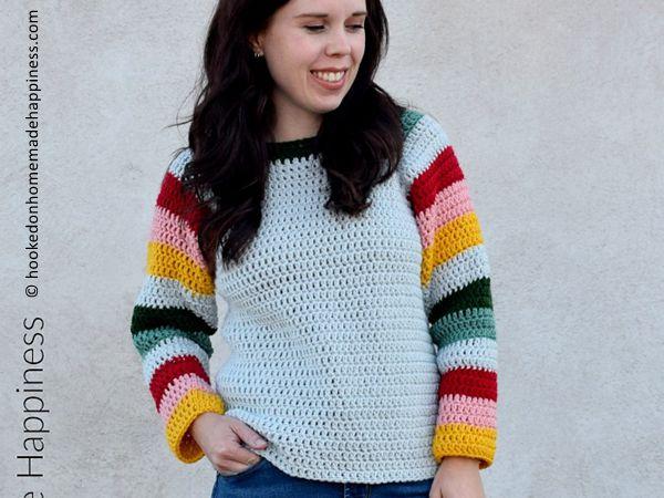 Mod Christmas Sweater