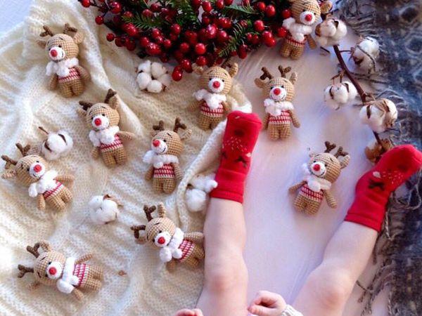 Christmas Cute Deer