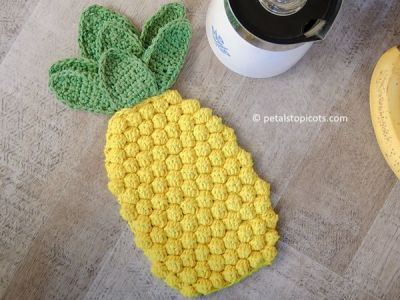 Pineapple Hot Pad