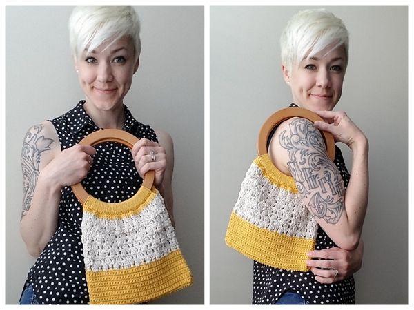 crochet pattern Happy Together Purse free pattern