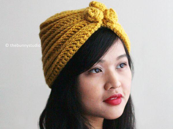 crochet Alma Hat free pattern