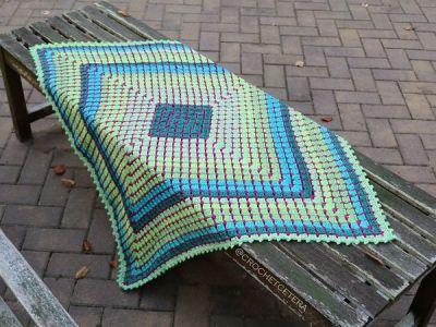 crochet Gemma Blanket free pattern