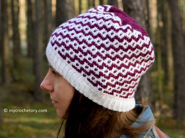 crochet Duende Hat free pattern