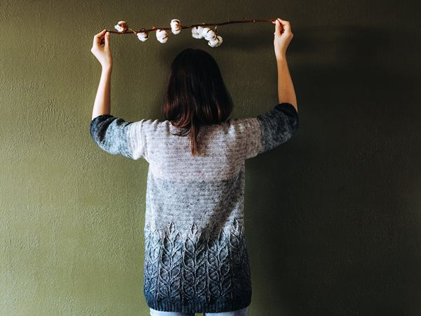 Crochet Lau Cardigan easy pattern