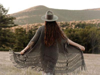 crochet Quarry Duster free patern
