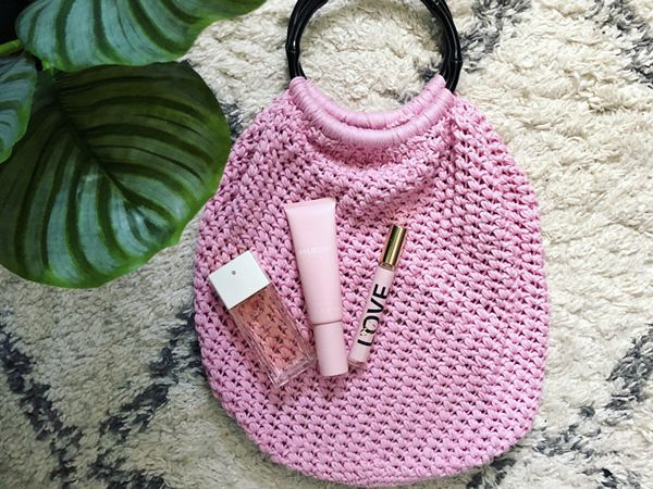crochet Summer Bag free pattern