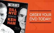 Nye Ham Debate Order your DVD today!