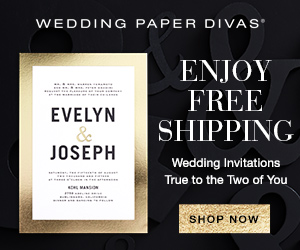 Wedding Paper Divas Save the Date Card Sale