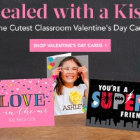 Digital Crafting - Valentines Day Cards for the classroom