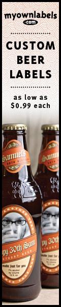 custom beer labels