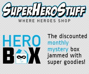 SuperHeroStuff - Shop Now!