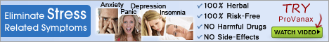 Naturally eliminate anxiety and depression