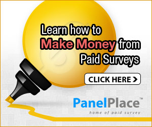 PanelPlace - Make Money from Paid Surveys