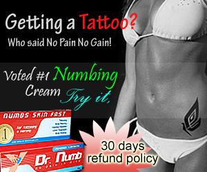 Dr. Numb Strongest Numbing Cream