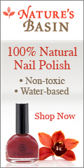 All Natural Non-Toxic Nail Polishes