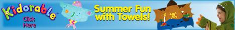 Kidorable Summer Towels